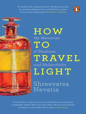cover image of How to Travel Light