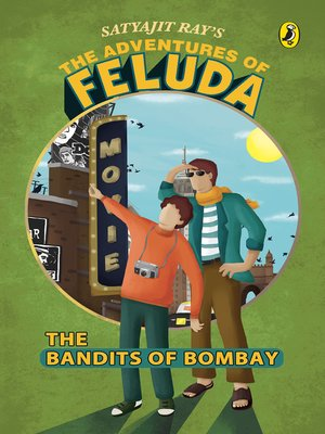 cover image of Adventures of Feluda