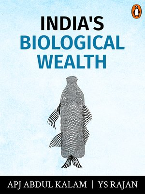 cover image of India's Biological Wealth