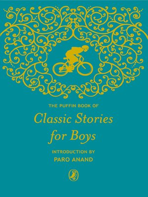 cover image of Puffin Book of Classic Stories for Boys