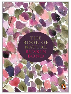 cover image of The Book of Nature