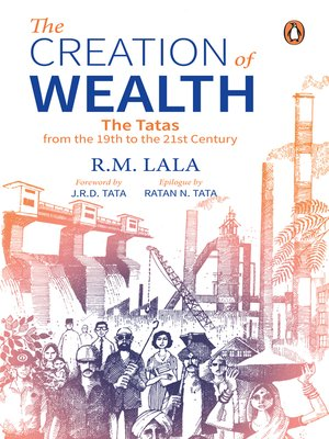 cover image of The Creation of Wealth