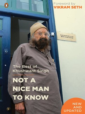 cover image of NOT a NICE MAN TO KNOW