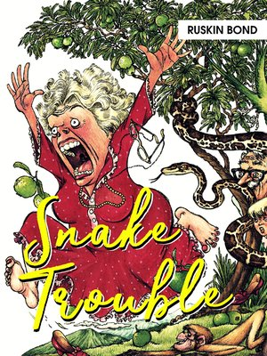 cover image of Snake Trouble