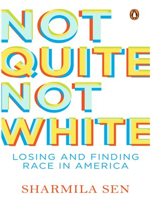cover image of Not Quite Not White
