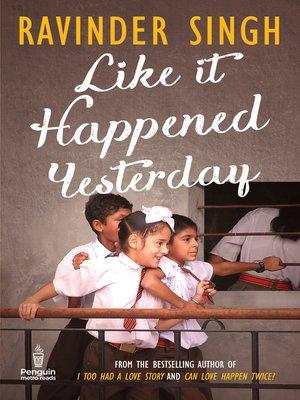 Ravinder Singh Novels Pdf