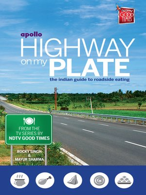 Highway On My Plate Ebook