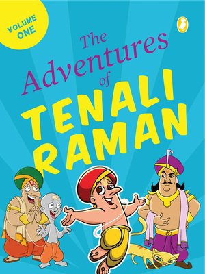 cover image of The Adventures of Tenali Raman