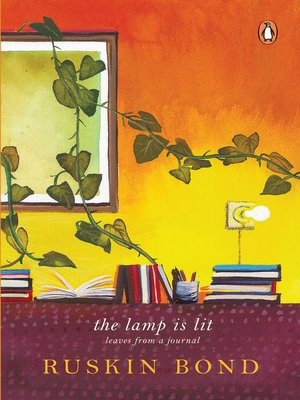 cover image of The Lamp Is Lit