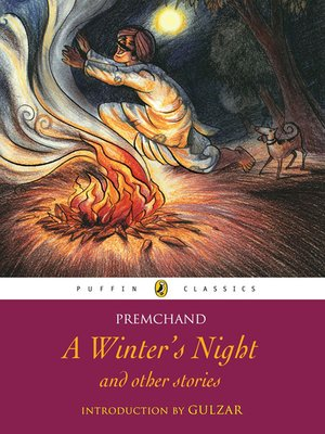 cover image of A Winter's Night and Other Stories