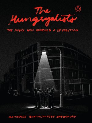 cover image of The Hungryalists