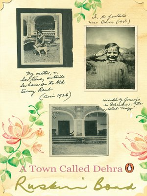 cover image of A Town Called Dehra