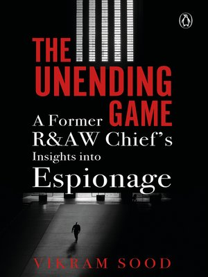 cover image of The Unending Game