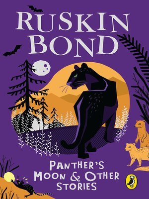 cover image of Panther's Moon and Other Stories