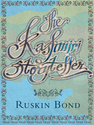 cover image of The Kashmiri Storyteller