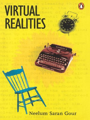 cover image of Virtual Realities