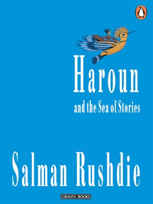 cover image of Haroun and the Sea of Stories