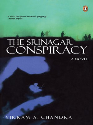 cover image of The Srinagar Conspiracy