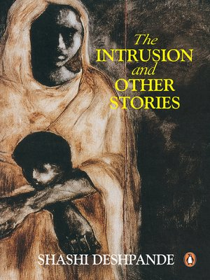 cover image of The Intrusion and Other Stories