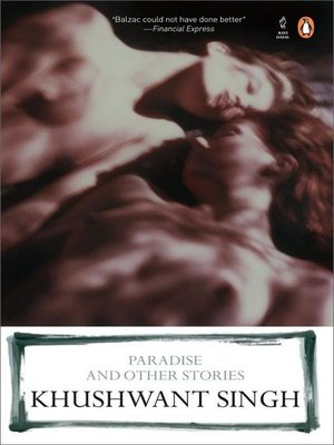 cover image of Paradise and Other Stories