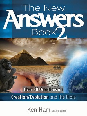 cover image of The New Answers, Book 2