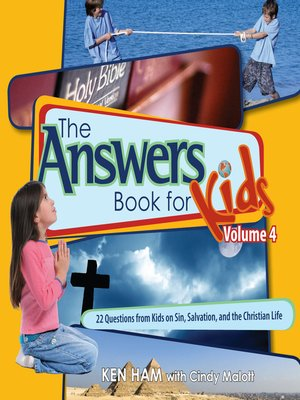 cover image of Answers Book for Kids, Volume 4