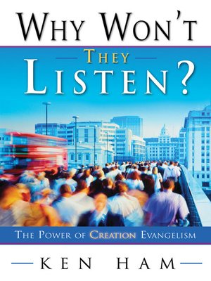 cover image of Why Won't They Listen?