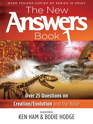 cover image of The New Answers, Book 1