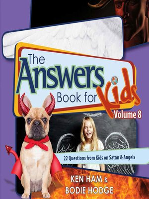 cover image of The Answers Book for Kids, Volume 8