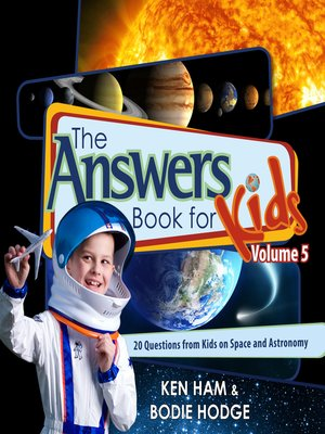 cover image of The Answers Book for Kids, Volume 5