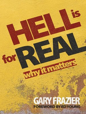 cover image of Hell is for Real