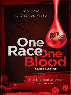 cover image of One Race One Blood