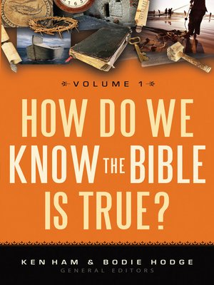 cover image of How Do We Know the Bible is True?