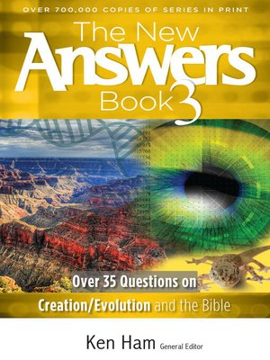 cover image of The New Answers, Book 3
