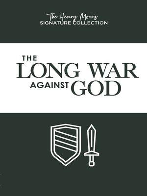 cover image of Long War Against God