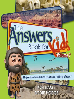 cover image of The Answers Book for Kids, Volume 7