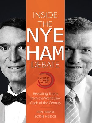 cover image of Inside the Nye Ham Debate