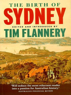 cover image of The Birth of Sydney