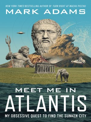 cover image of Meet Me in Atlantis
