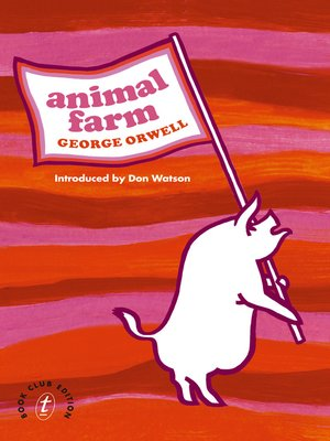 Animal Farm George Orwell Ebook