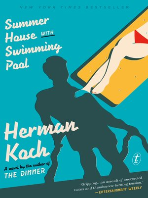 cover image of Summer House with Swimming Pool