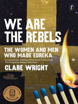cover image of We Are the Rebels
