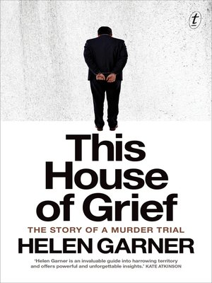 cover image of This House of Grief