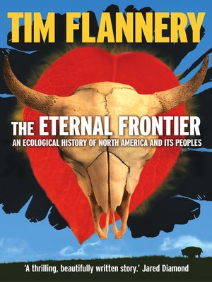 cover image of The Eternal Frontier