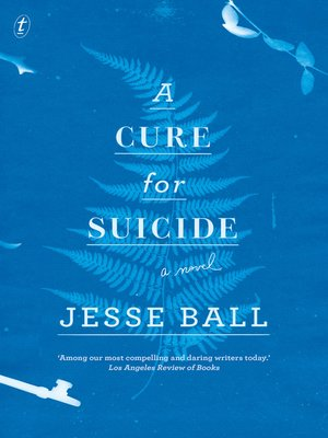 cover image of A Cure for Suicide