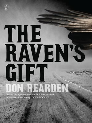 cover image of The Raven's Gift
