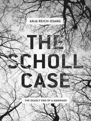 cover image of The Scholl Case