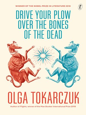 cover image of Drive Your Plow Over the Bones of the Dead