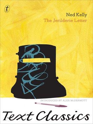 cover image of The Jerilderie Letter