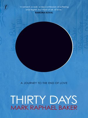 cover image of Thirty Days